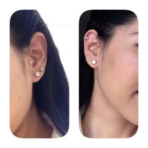 cool tragus earrings