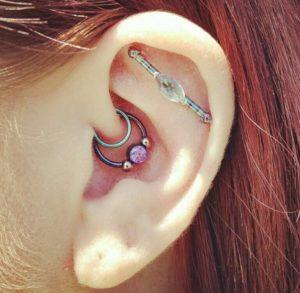 daith piercing bar