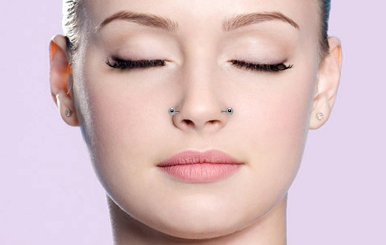 High Nostril Piercing Jewelry