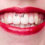 Inside Upper Lip Piercing