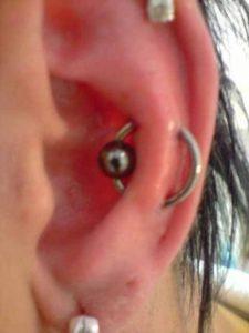 Snug Ear Piercings