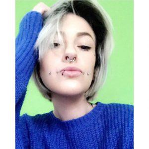 Dahlia Piercing Images