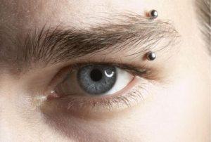 Eyebrows Piercing