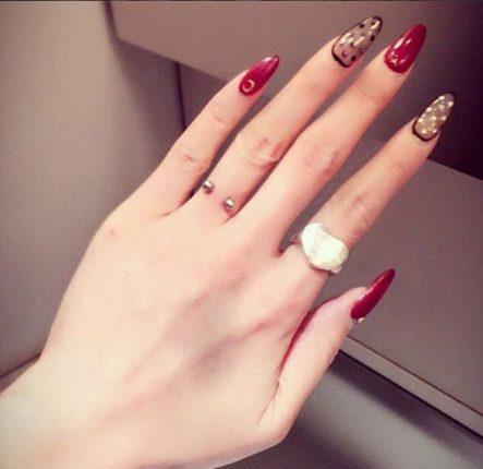 Finger Piercing Pictures