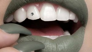 Tooth Piercing Images