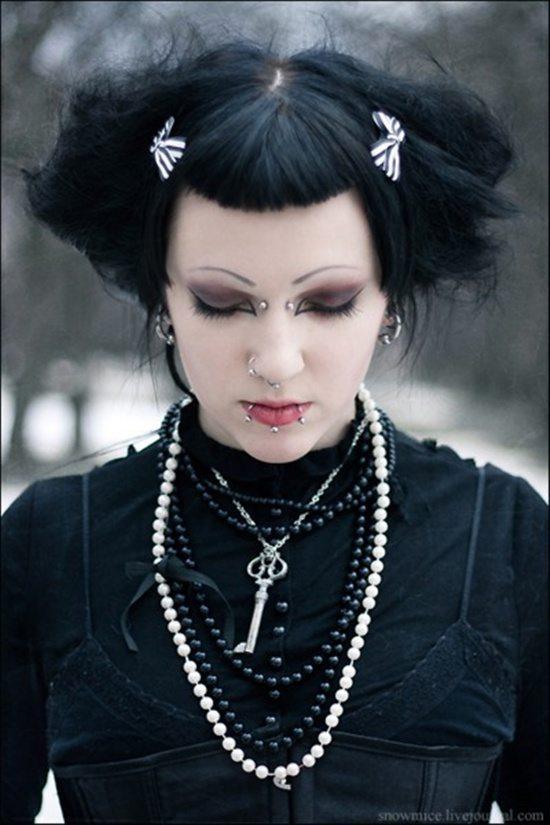 gothic piercing jewelry