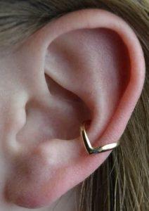 Conch Orbital Piercing