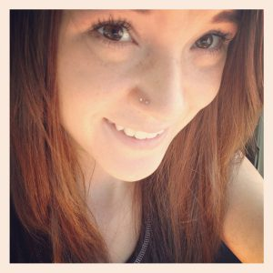 Double Nose Piercing Same Side