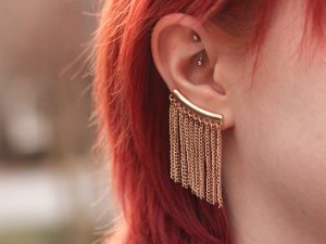 Rook Piercings Pictures