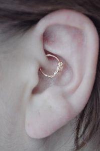 Rook Piercings Ring